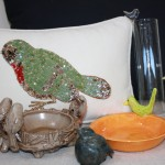 Home Decor: Decorating with our fine feathered friends