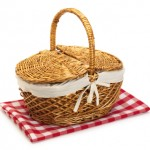 Home Decorating:  Baskets, wicker, rattan--Oh my!