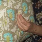 Making Amy Butler Pillows, Part III
