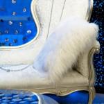 Fabric:  Fuzzy, funky, fun faux fur