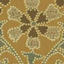 Notice how beautifully teal works with gold, browns and beiges in this Beacon Hill Stacia fabric
