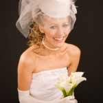 Chic and Unique Bridal Hats