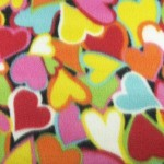 Valentine's Day fabrics from Online Fabric Store