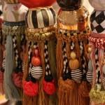 Home Decor:  Tassels, tassels, and more tassels