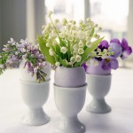 Ideas for a beautiful Easter table setting
