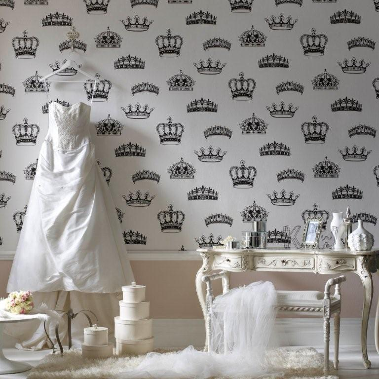 Trend alert whimsical and funky wallpapers for Graham and brown bathroom wallpaper