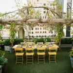 Home Decor:  Easy tips for summer outdoor dining