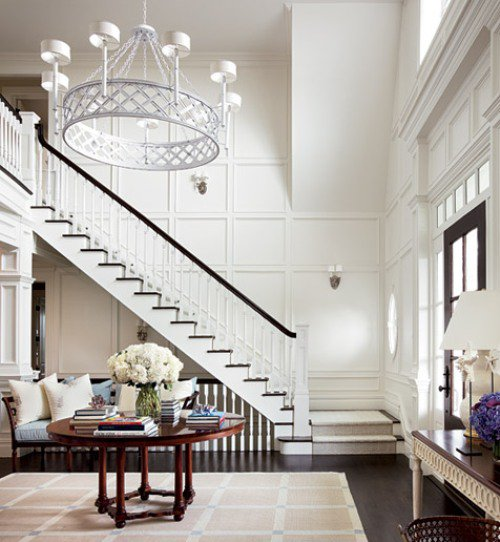 How Big Should Foyer Be : Home decor room by entryway onlinefabricstore
