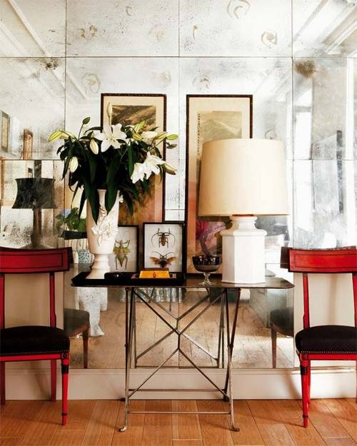 Decorate A Room Online: Fabric And Home Decor: Interesting Color Combinations