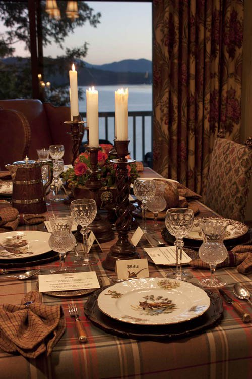 Home Decor Table Top Inspiration For Fall Entertaining