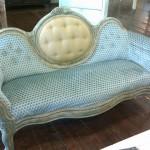 Home decor trend alert: reupholstered furniture