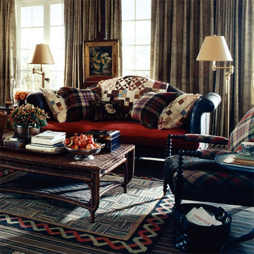 Quilts In Decor From Ralph Lauren