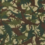 Fun Fleece:  Camouflage, Dinosaurs, Space, Trucks and More