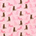 Cute Fleece Prints for Pet Beds