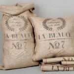 frenchgrainsack pillow