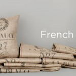 French Grain Sack Crafts