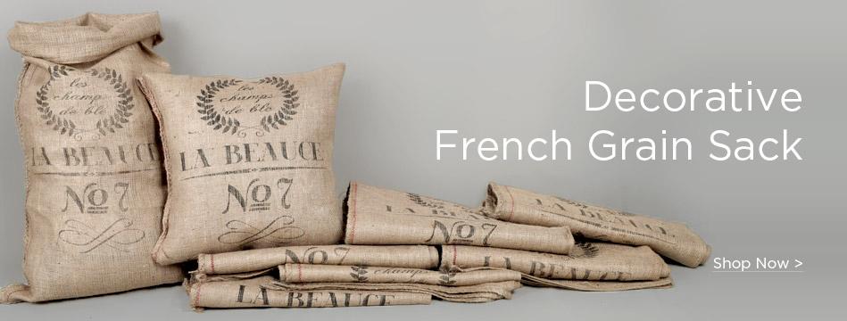 frenchgrainsackpillow