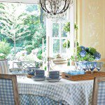 gingham chairs from dan carithers