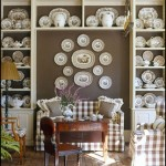 gingham room via southern accents
