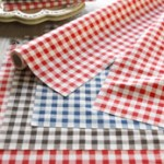 table linens from Horchow