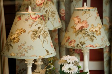 How To Cover Lampshades With Fabric Onlinefabricstore
