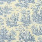 Waverly Country Life Vintage--a charming toile print
