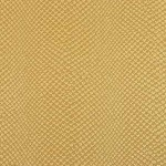 Snakeskin Faux Leather--Crown Gold