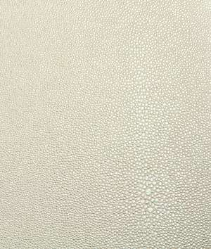Stingray Faux Leather--Quartz Gray