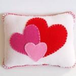 Fabric and Home Decor:  Valentine's Day Fabrics
