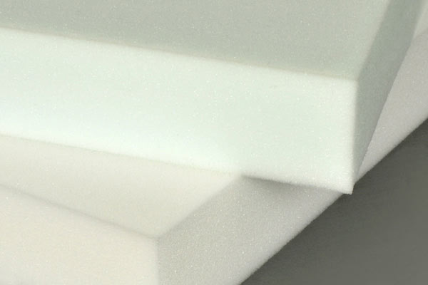 Upholstery foam bbt