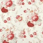 Waverly Norfolk Rose Drapery Fabric
