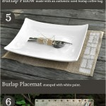 10 Great Burlap & Jute Projects