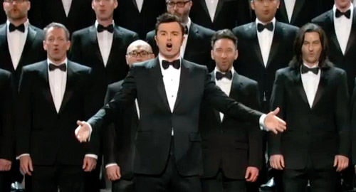 Still from ABC's 2013 Oscars