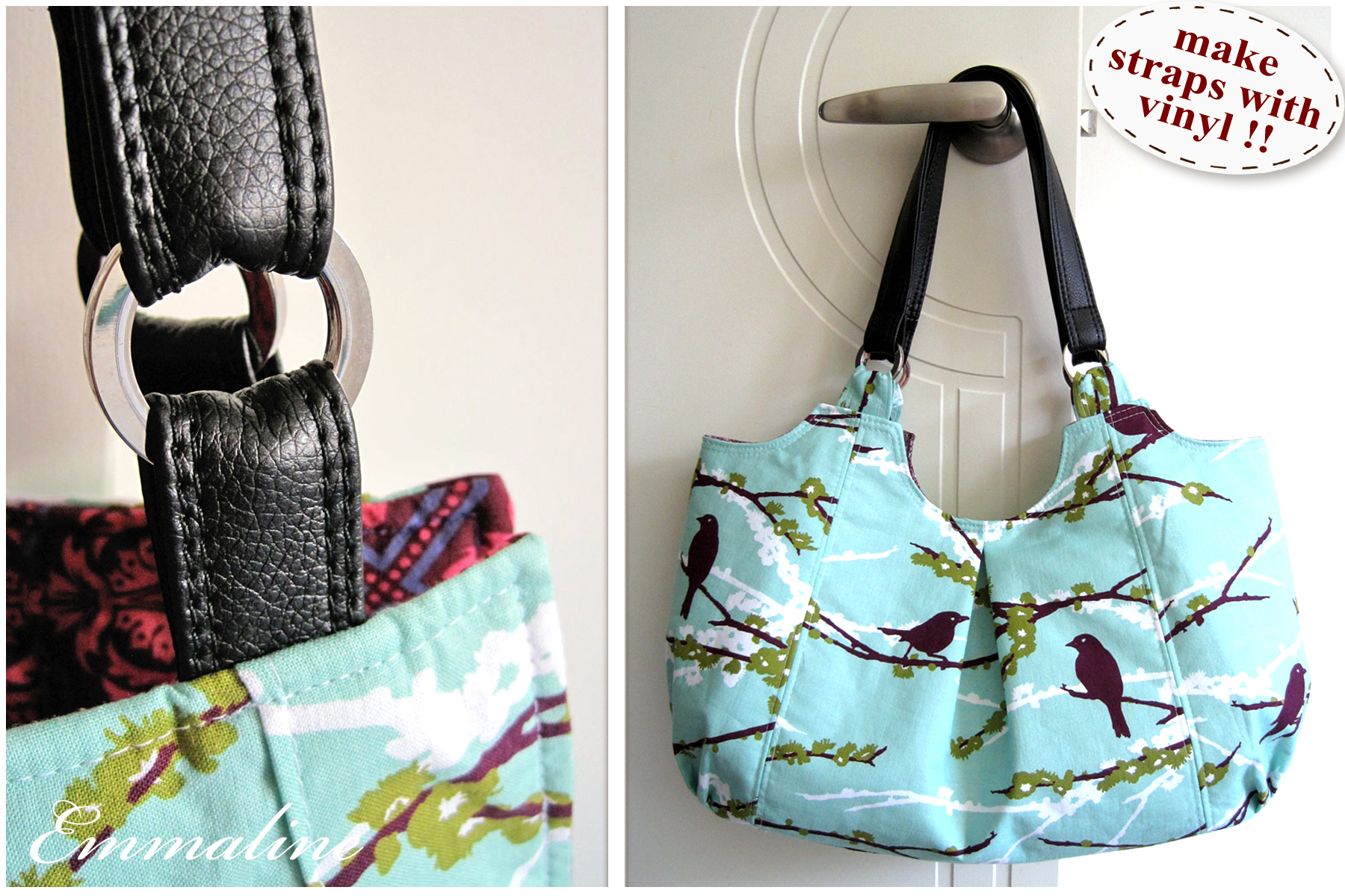 The distinctive element of Toteteca bags is that the bag enthusiasts can Design a Handbag, Bespoke Bag. At Toteteca the bag lovers have an excellent opportunity to experiment and unleash their creative side in custom designing a handbag.