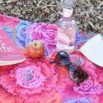 Elegant & Practical Picnic Blanket (Tutorial)