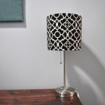 DIY Fabric Lampshade in 4 Steps