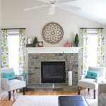 A Family Room Before and After