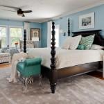 Blue Bedroom Inspiration