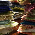 Fabrics Squares Giveaway