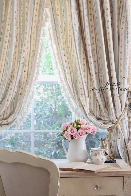 French Country Cottage Curtains Onlinefabricstore Net Blog