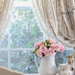 French Country Cottage Curtains