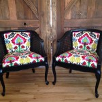 OFS All Stars Project: Reupholstered Chairs