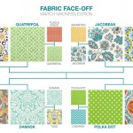 Fabric Face-Off Elite Eight (& $75 Gift Card Giveaway!)