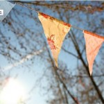 DIY Wedding / Event Bunting Tutorial