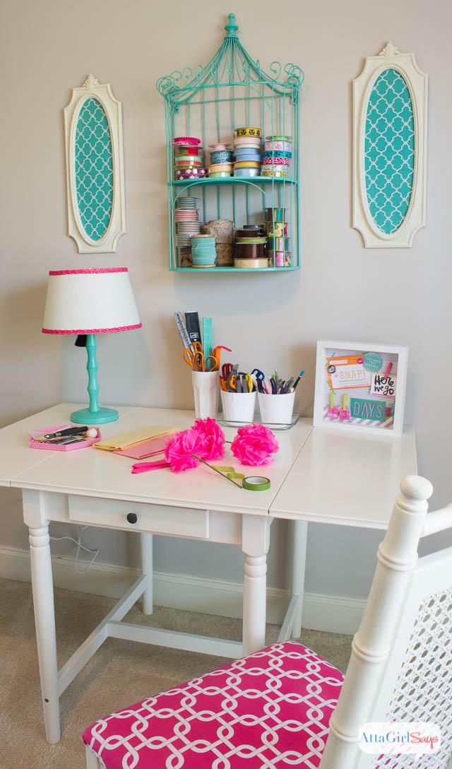One Cool Craft Room OnlineFabricStorenet Blog : craft room makeover reveal 4 from www.onlinefabricstore.net size 640 x 1088 jpeg 150kB