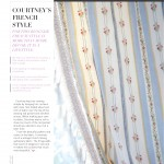 Credit: French Style Magazine & Courtney of FrenchCountrycottage.blogspot.com