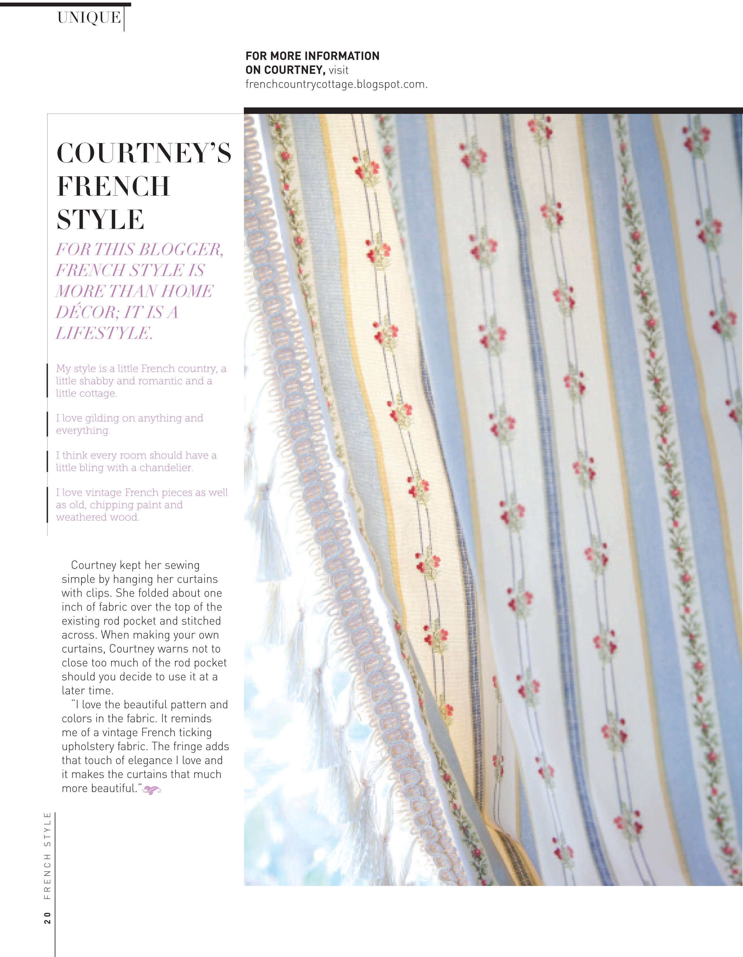 country french magazine back issues style magazine feature onlinefabricstore net 12032