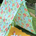 DIY Tent Tutorial