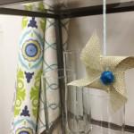DIY Pinwheel Ornaments (Video Tutorial)