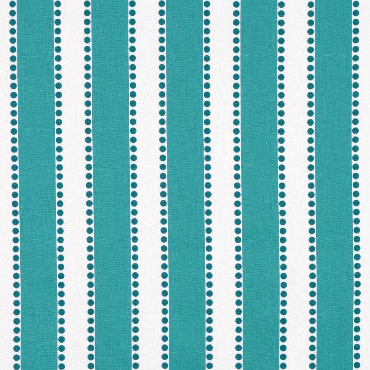 Premier Prints Lulu True Turquoise Fabric